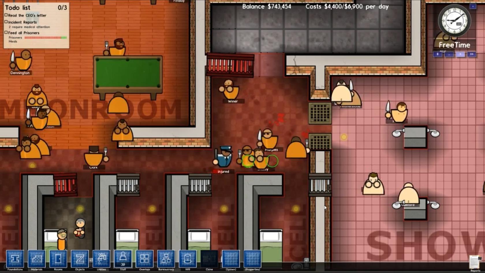 《监狱建筑师》steam夏促期间大赚2500万美金