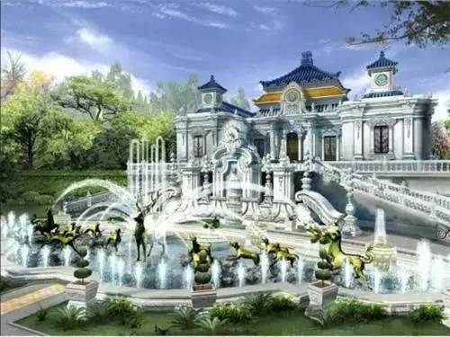 英国首次曝光圆明园被烧毁前的照片,美的轰动世界了!!   【图文转载】 - 兰州李老汉 - 兰州李老汉(五级拍客)