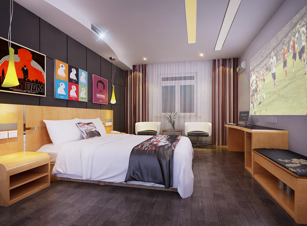 品牌的快捷酒店在市场竞争力