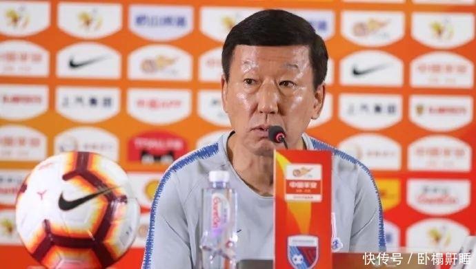 崔康熙:期待明天的比赛战胜天津天海