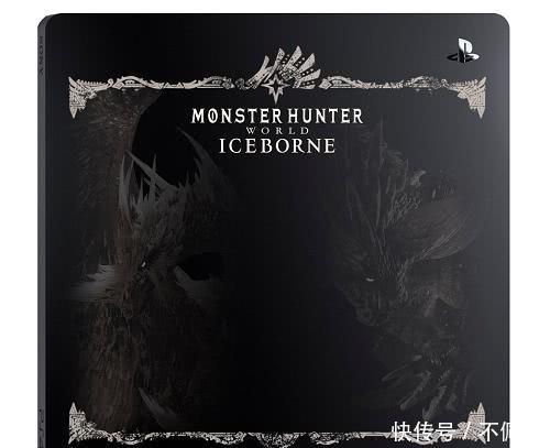 《怪物猎人世界:冰原》限定PS4主机盖和PS4手柄公布