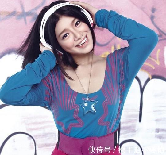 快女网友出道,如今判若两人,冠军:金卡版中国自拍大胆照女生图片