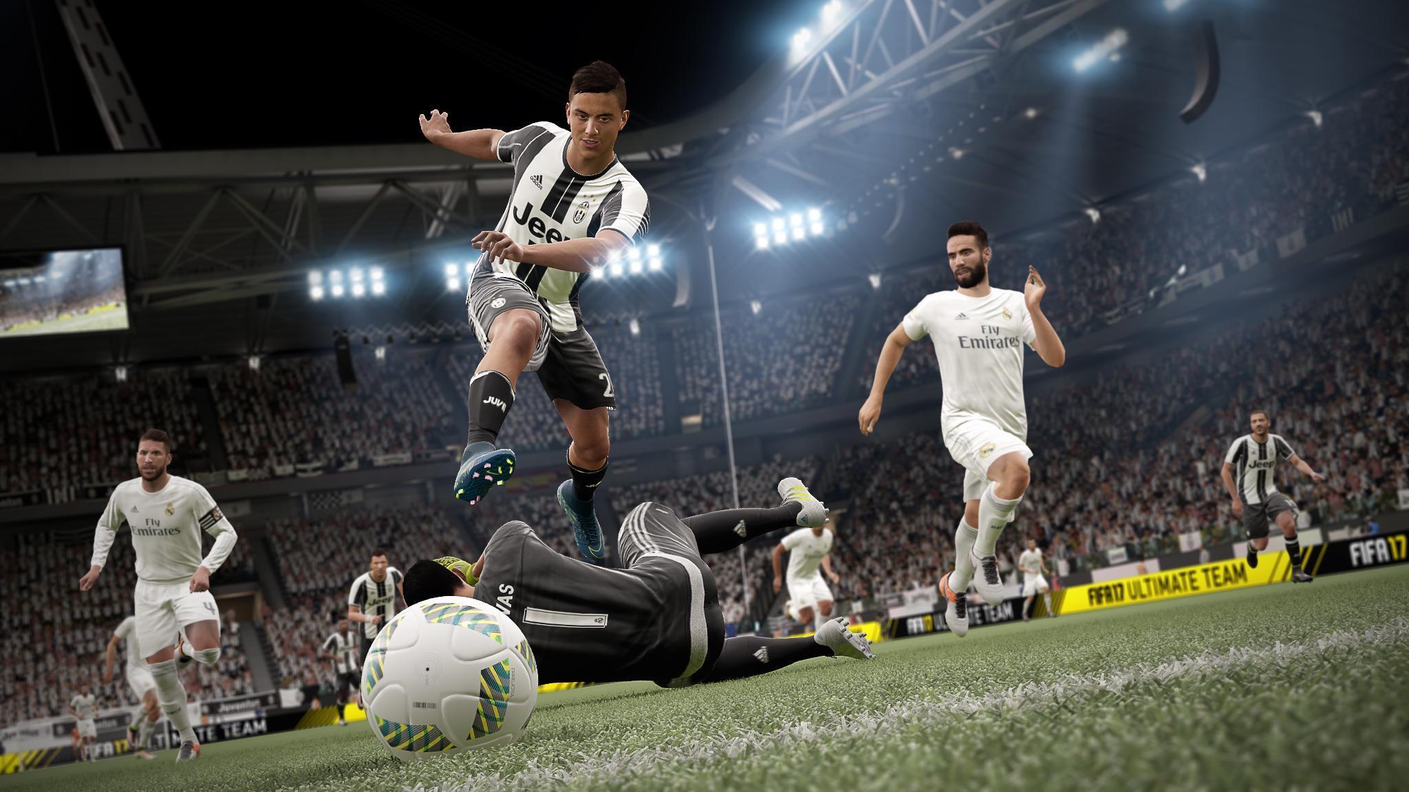 EA修复FIFA 16隐藏数值弱化