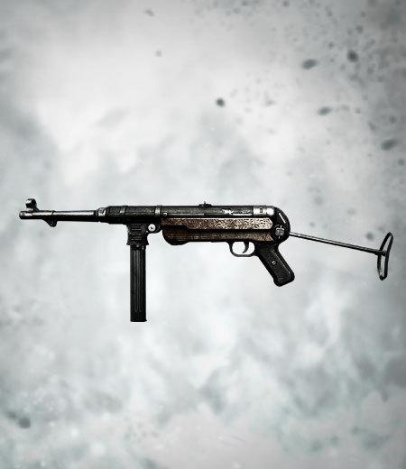 MP40冲锋枪