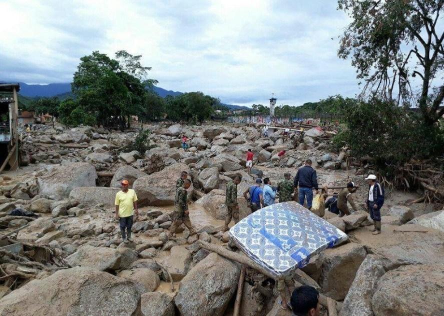 【转】北京时间      哥伦比亚发生泥石流 已致154人遇难 - 妙康居士 - 妙康居士~晴樵雪读的博客