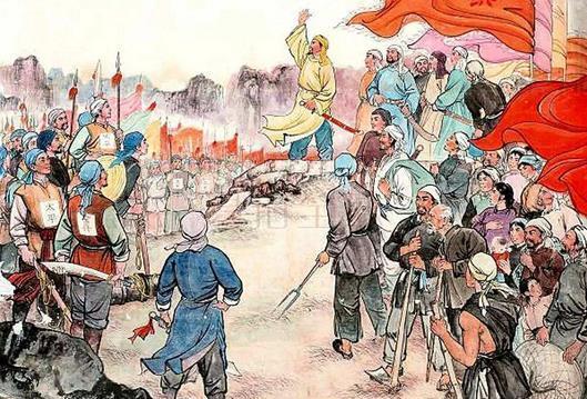 太平天国顺应民义,为何数年就被清朝剿灭?因洪秀全犯下个错误 -  - 真光 的博客