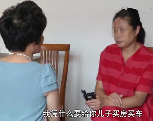 女子拒绝给继子买房,遭到丈夫殴打,丈夫:离婚四