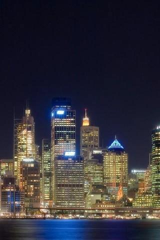 城市夜晚壁纸(高清版)