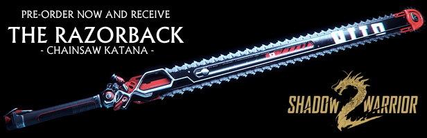 《影子武士2》PC版10月发售