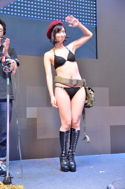 《战争雷霆》日本香艳宣传活动