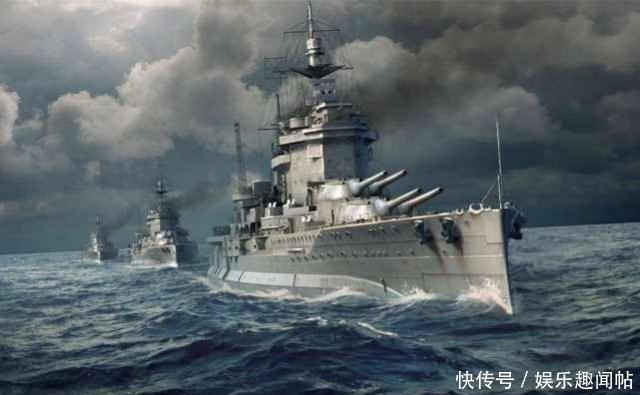 4艘准航母加12艘万吨巨舰!此国野心难掩,美真正对手暴露