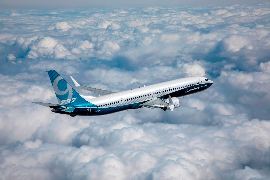 里程碑事件 波音737 max 9成功首飞