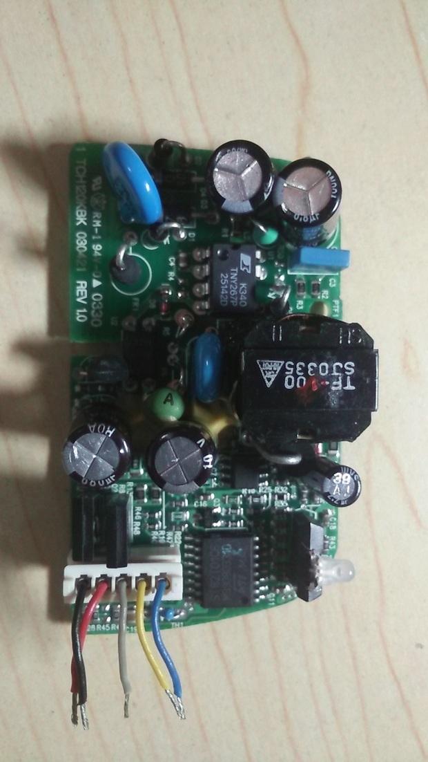 三星充电器tch120kbk接线定义