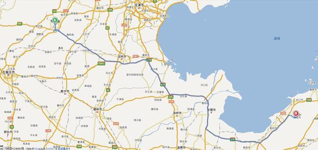 河北省保定地图高清版