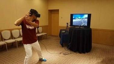 日本计划推出VR棒球练习系统 用VR充当训练神器