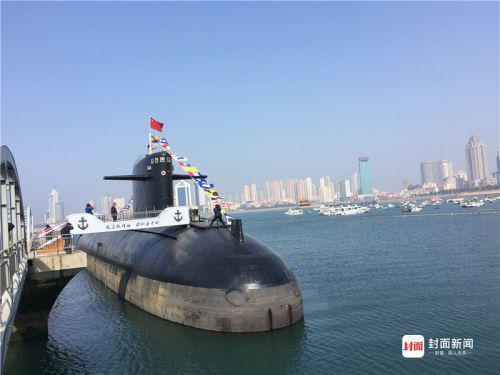 揭秘中国首艘核潜艇内部4月24日将向公众开放