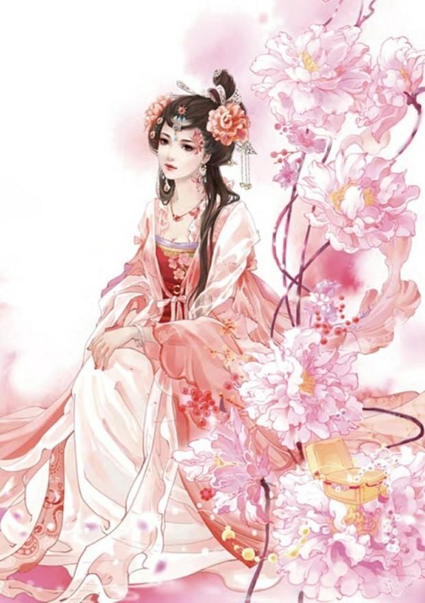 古代动漫人物,(公主,皇后)