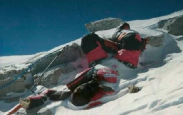 珠穆朗玛峰边上的尸体:远比你想象的要多 - 一统江山 - 一统江山的博客