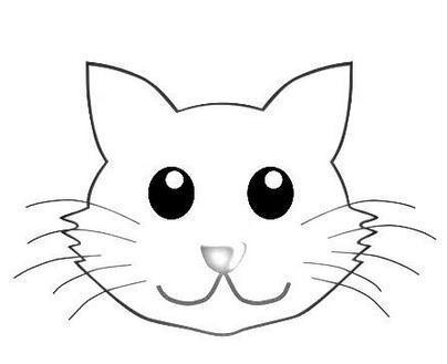 猫什么简笔画