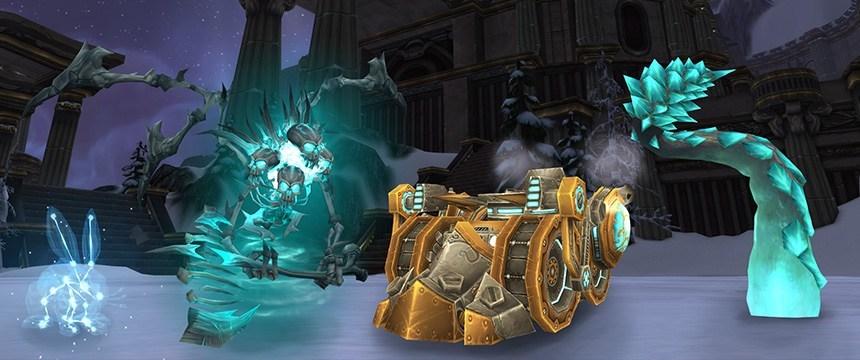 《魔兽世界》7.1重返卡拉赞官方预览