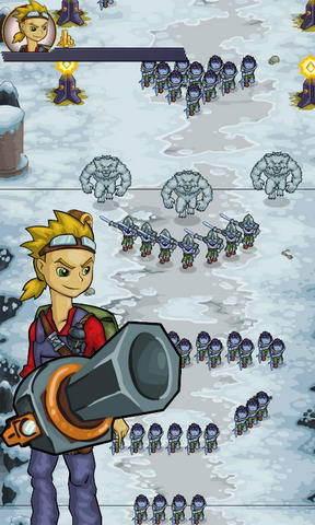 雪地炮手截图2