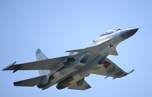 苏-30战斗机_360百科