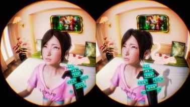 I社新作《Honey Select VR》公开设定对应Vive控制器
