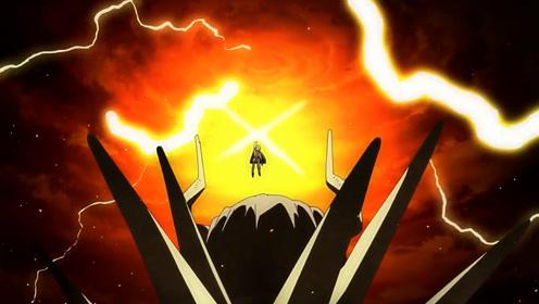 黑色四叶草:魔法帝PK魔神,一战成名!