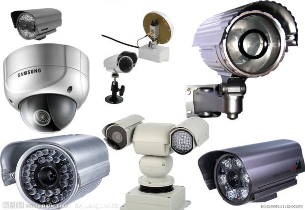 监控摄像头怎么安装?