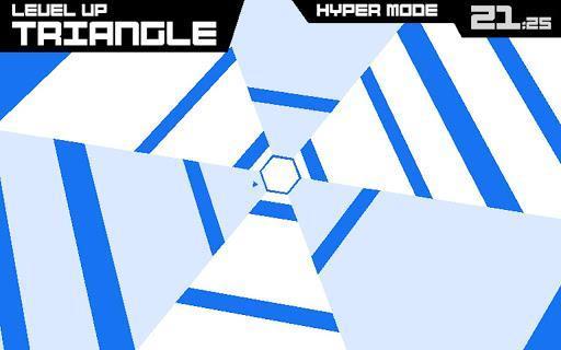 超级六边形 Super Hexagon截图6