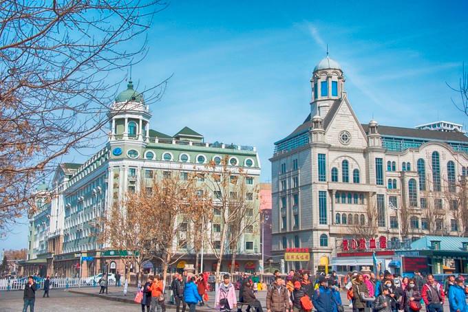 漫步哈尔滨,听老建筑讲那过去的故事 - 耄耋顽童 - 耄耋顽童博客 欢迎光临指导