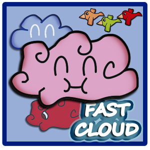 Fast Cloud - The colorful game