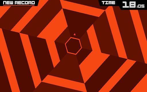 超级六边形 Super Hexagon截图3