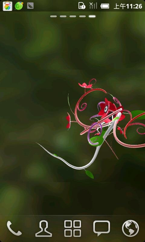 3d花卉动态壁纸_360手机助手