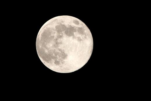 黑暗风月亮头像