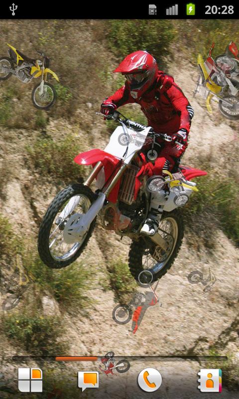 摩托车 动态壁纸_360手机助手