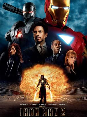 《钢铁侠2》海报