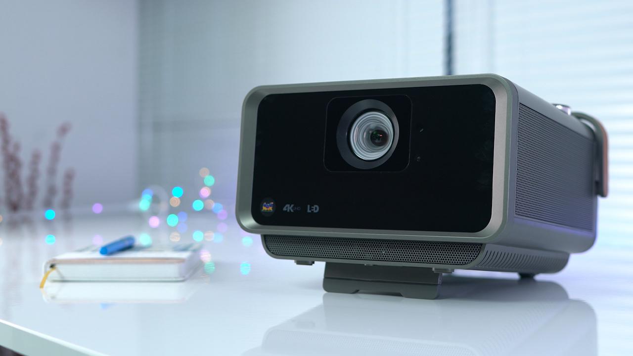 优派 X10-4K 短焦投影仪体验
