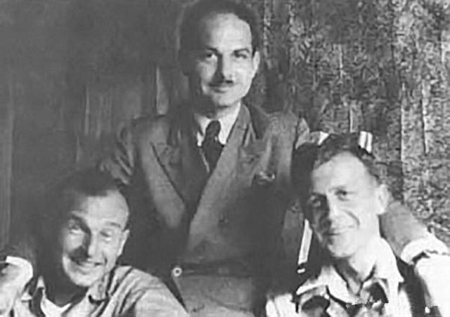 一个纳粹军官:审讯盟军战俘的另类方法 - 一统江山 - 一统江山的博客