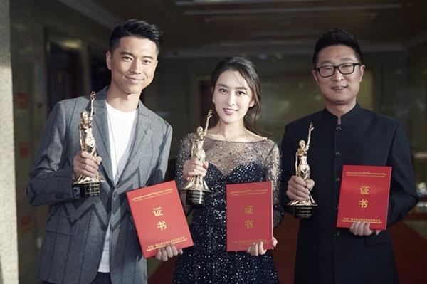 """马苏蝉联""""十佳电视剧演员"""" 网友:实至名归"""