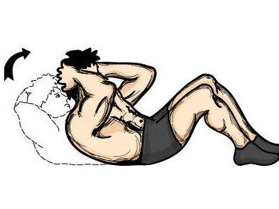 转编:男人做仰卧起坐的好处与坏处(3/2条图文) - 文匪 - 文匪的博客