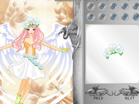 蝴蝶精灵公主