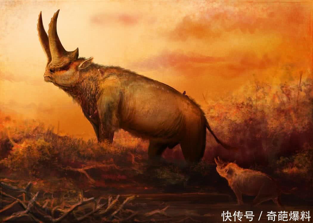 9只史前巨兽,难道古代传说中的神兽都是已经灭绝了的动物?