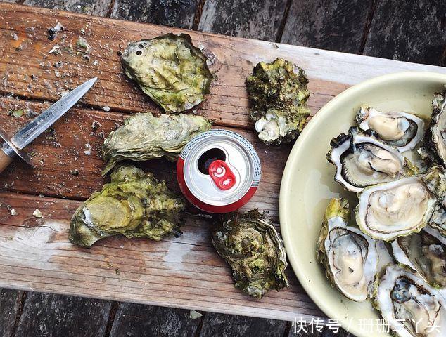 横琴岛几乎成了名牌生蚝的代名词,令众多的食客慕名前去品尝.