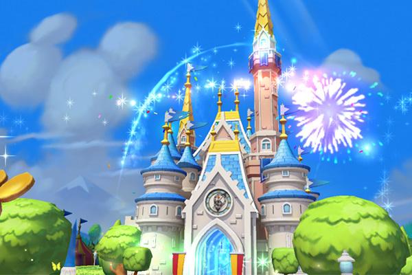 迪士尼梦幻王国闪退