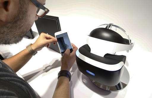 索尼将会提供电影VR内容