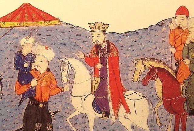 成吉思汗后裔远征埃及,看到蒙古人死伤惨重,下