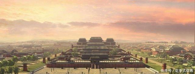 从奢华的宴会看世界第一繁华大都市,唐长安城到底有多繁华