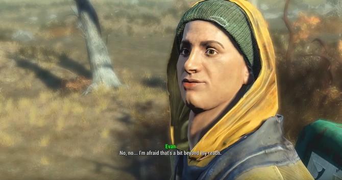 B社将玩家死去的弟弟在《辐射4》中重现为NPC