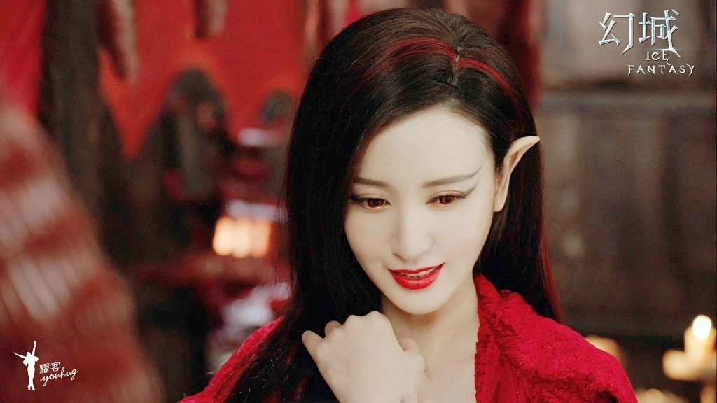 《幻城》艳炟公主奇葩发型